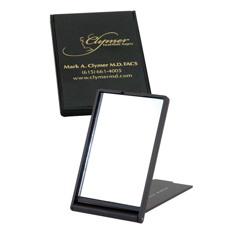 Rectangular Compact Mirror