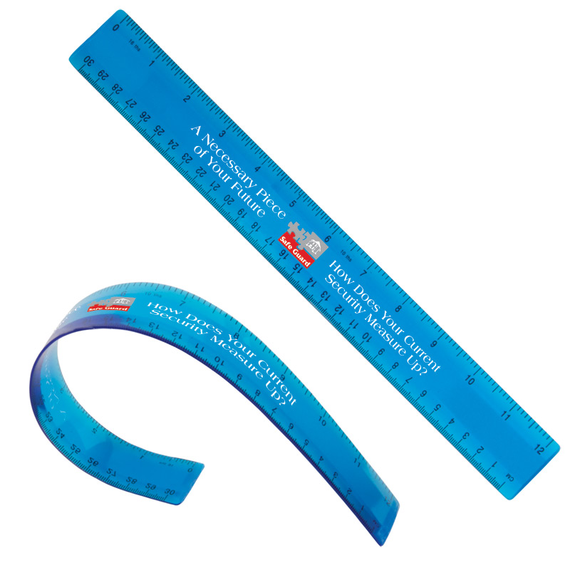 "12"" Flexible Ruler"