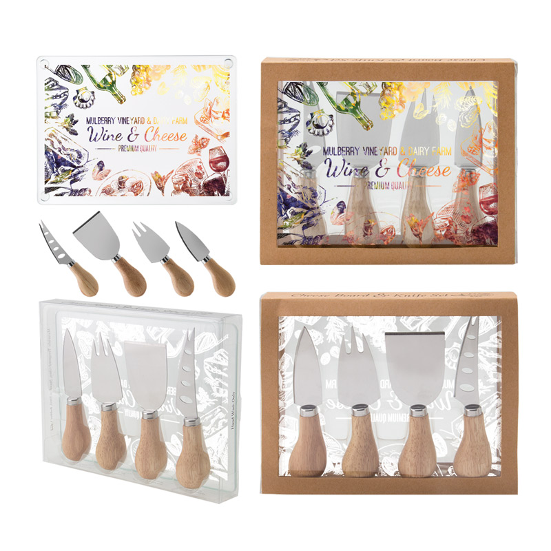 Cheese Board & Knife Set