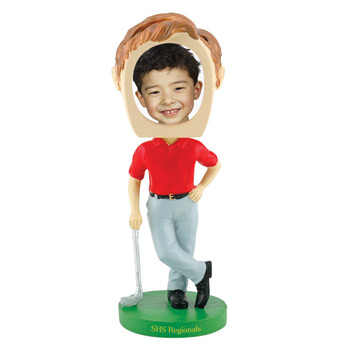 Golf Bobblehead