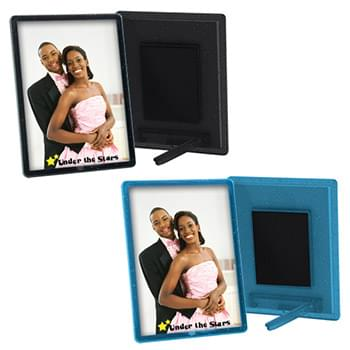 2 1/2 x 3 1/2 Translucent Magnetic Snap-In Frame