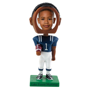 Football Bobblehead - DST