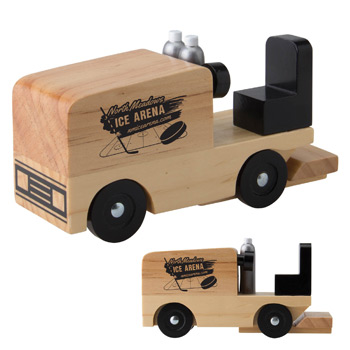 Wooden Ice Resurfacer
