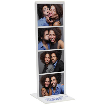Photo Strip Acrylic T-Frame