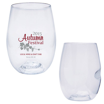 Dishwasher Safe Govino® 16oz Wine Glass