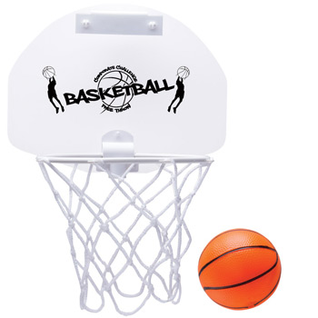 Executive Basketball Hoop