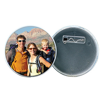 2 1/4 Snap-In Pinback Button