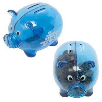 Dual Savings Piggy Bank